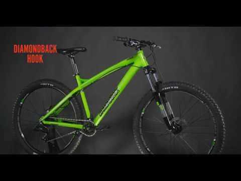 DiamondBack Hook Mountain Bike