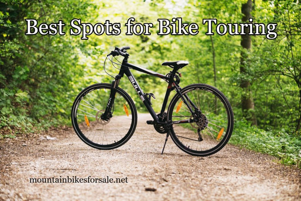 Best Spots for Bike Touring