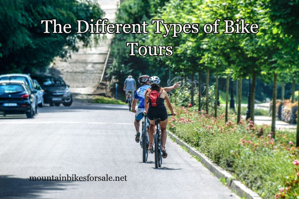 The Different Types of Bike Tours