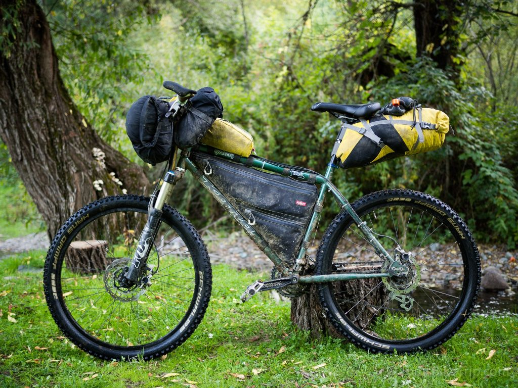 Essential Equipment for Bike Touring
